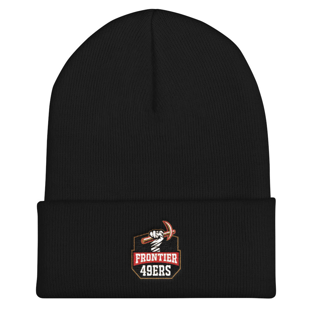 Frontier 49ers Cuffed Beanie
