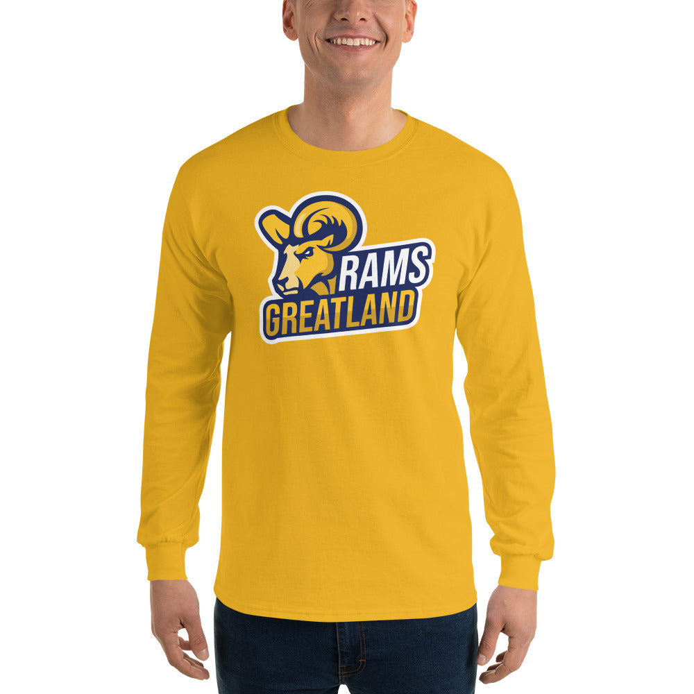 Greatland Rams Long Sleeve T-Shirt