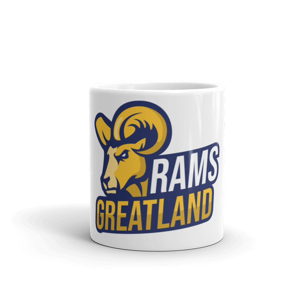 Greatland Rams Mug