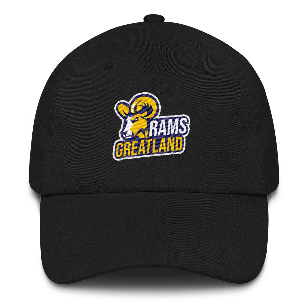 Greatland Rams Dad hat