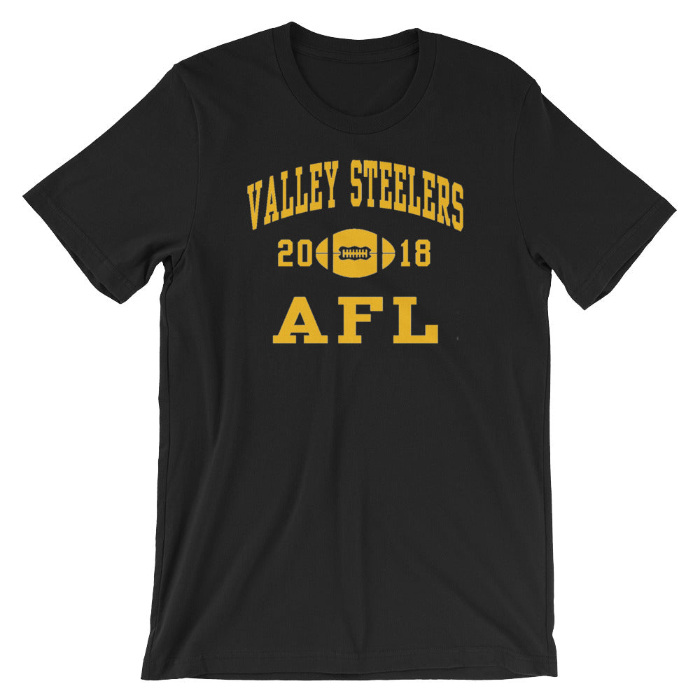 Valley Steelers 18 Short-Sleeve Unisex T-Shirt