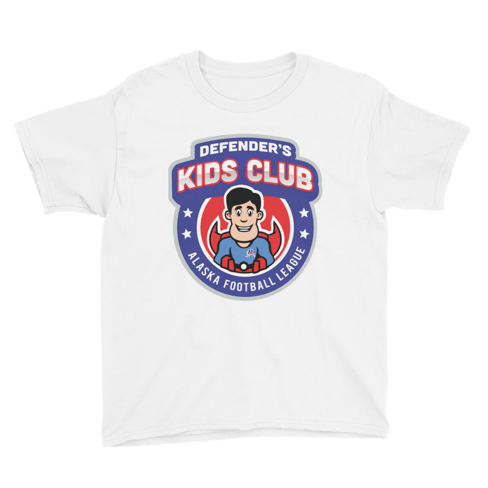 Defender's Kids Club Youth Short Sleeve T-Shirt