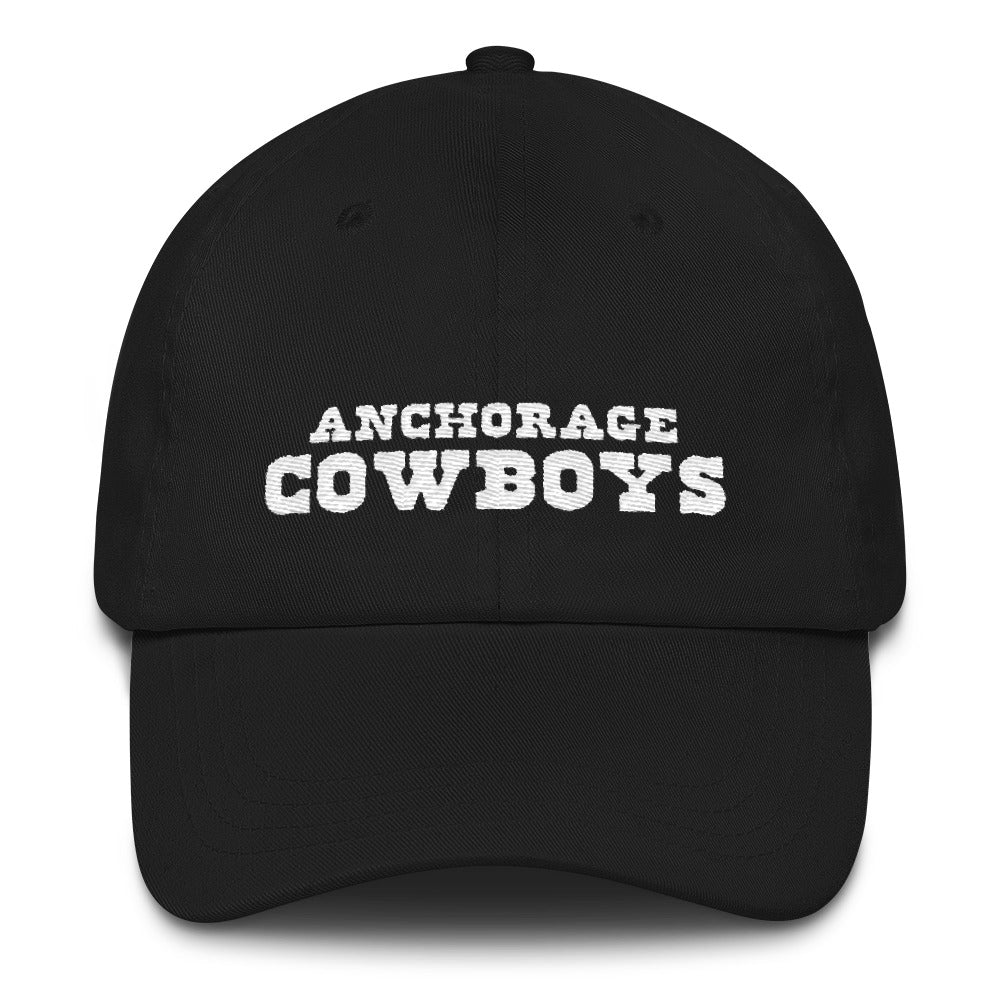 Anchorage Cowboys Team Cap