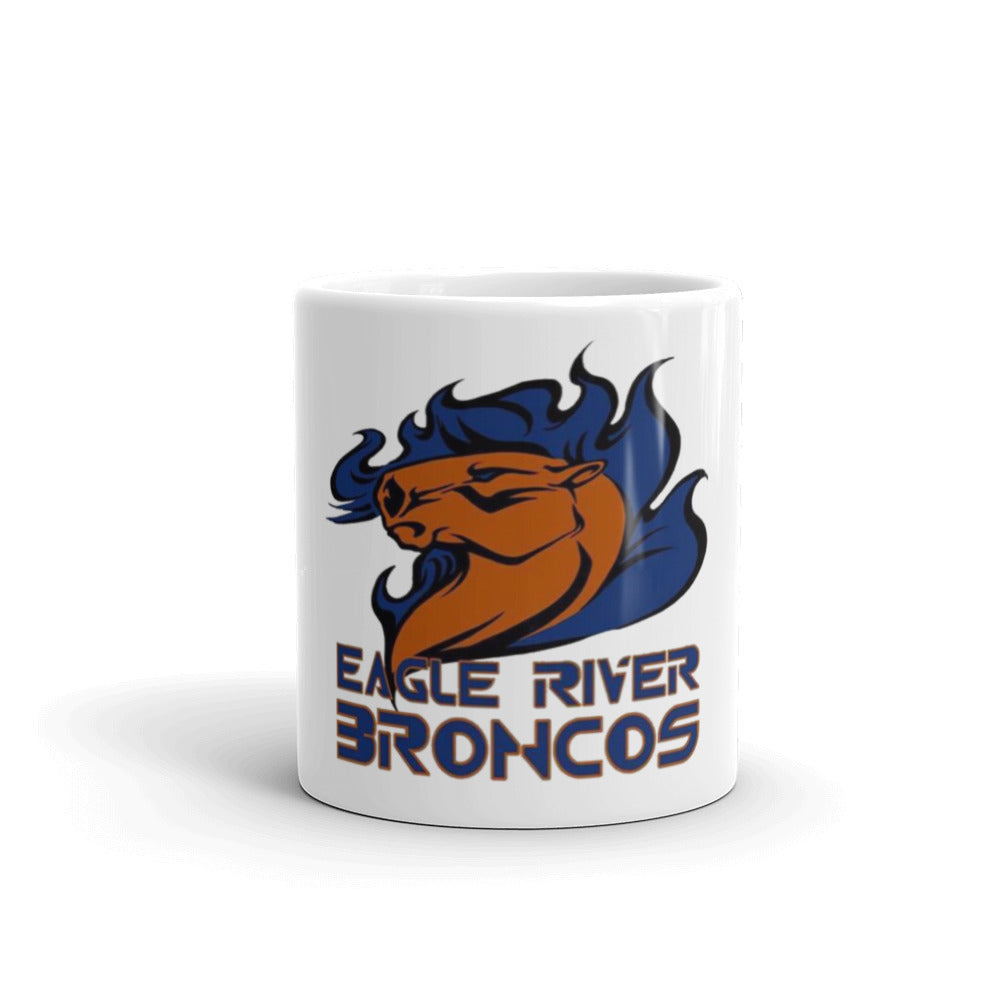 Eagle River Broncos Team Mug
