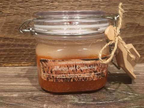 Sunset Point Body Scrub