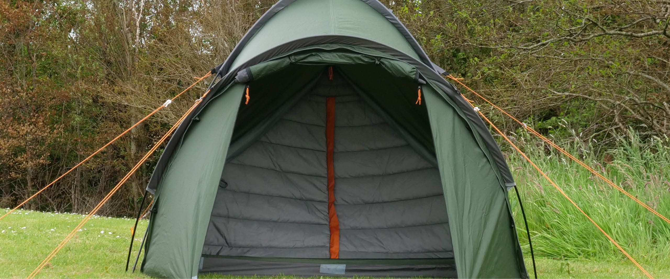 2 Person Modular System for camping tents