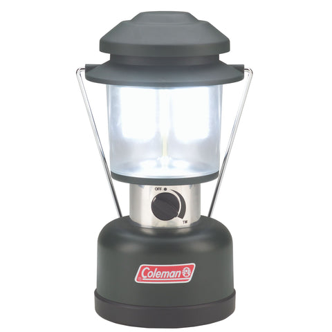 Coleman Duo LED Area Lantern Camping Portable Light Night Lamp Torch Flashlight