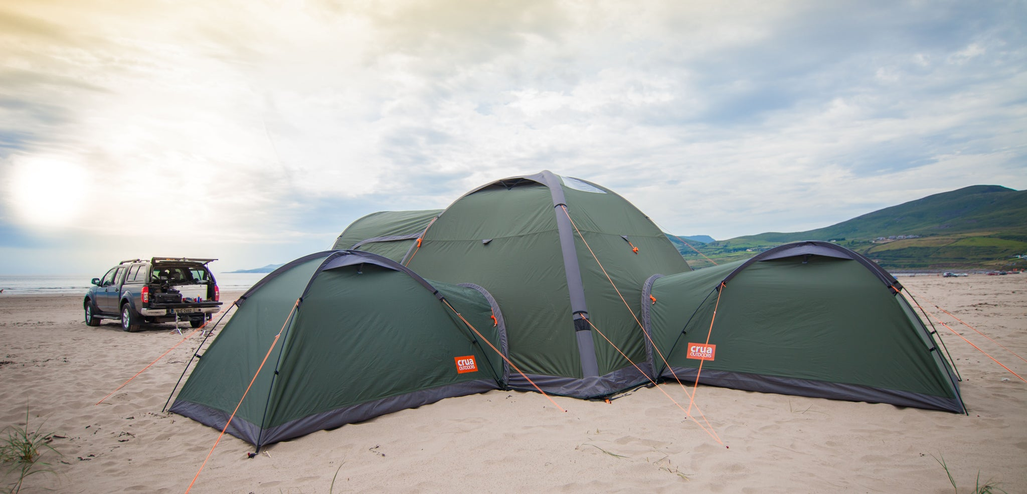 Crua Outdoors is famous for their high quality insulated tents. The Crua Clan is no different. & The Crua Clan - The tent youu0027ve always wanted u2013 Crua Outdoors