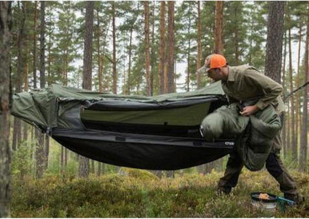 Crua Outdoors – tough, durable, insulated camping tents