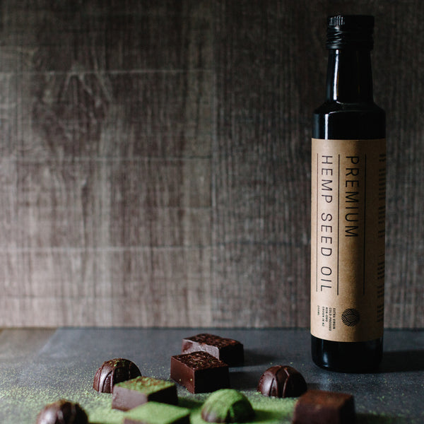 Hemp Seed Oil Chocolate