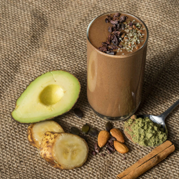 Chocolate Hemp Smoothie