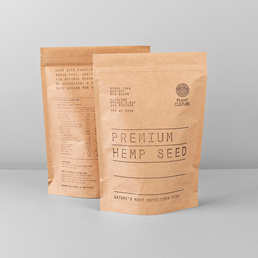 Hemp Hearts Certified Organic 900g