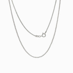 Sterling Silver Ball Chain 1.5mm