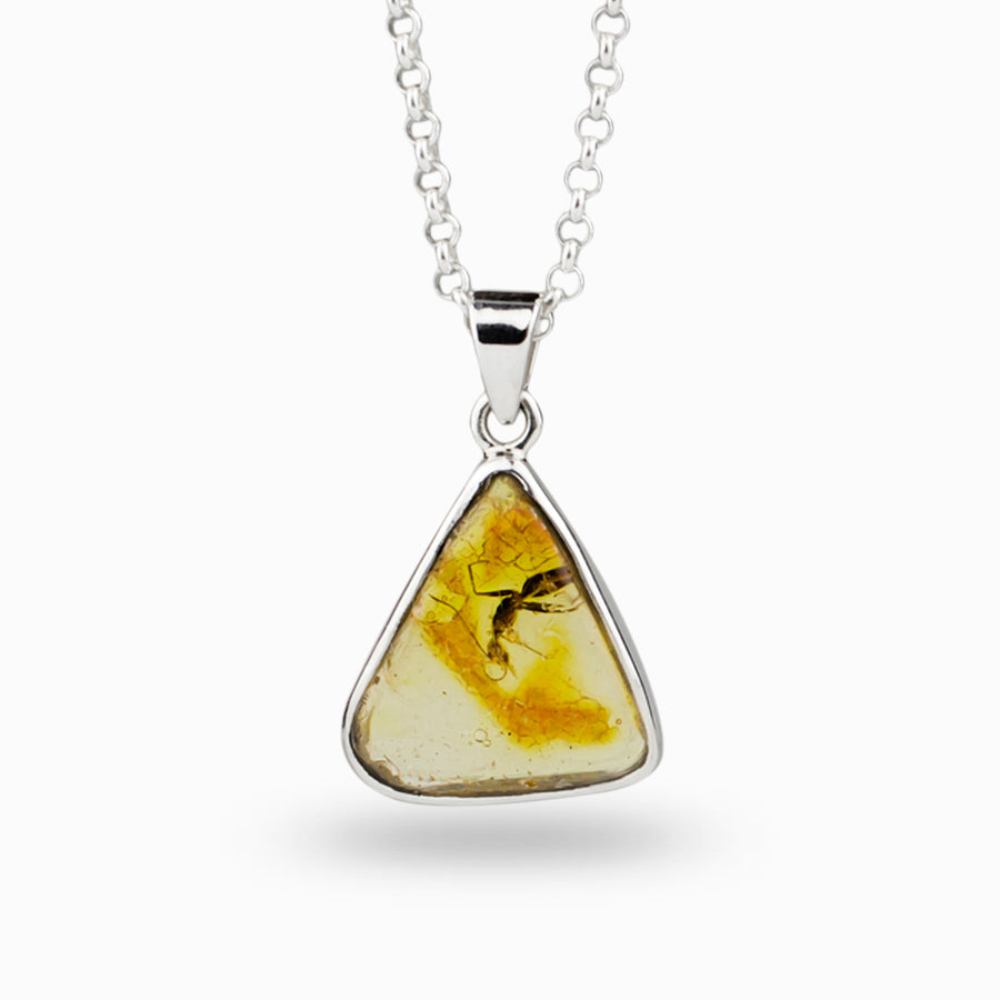 Insect in Amber Pendant