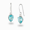 Apatite Drop Earrings