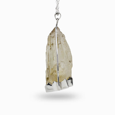 Cathedral Quartz Pendant