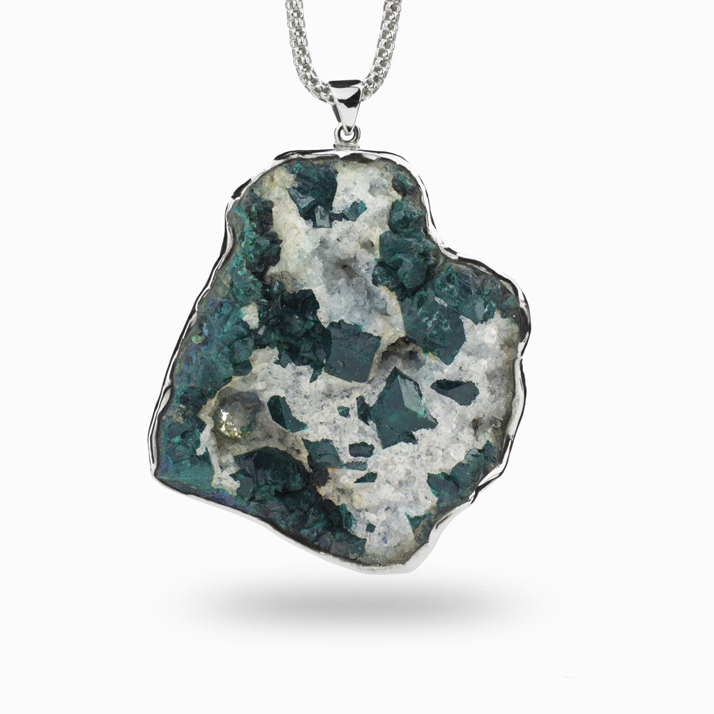 Dioptase pendant made in earth au made in earth au dioptase pendant aloadofball Choice Image