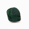 Fibrous Malachite Ring