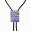 Kyanite Leather Bolo Necklace