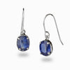 Kyanite Drop Earrings