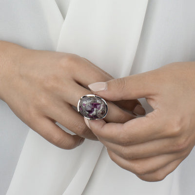 Ruby in Matrix Ring