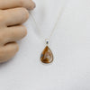 Star Rutilated Quartz Pendant