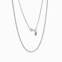 Sterling Silver Fine Cable Chain