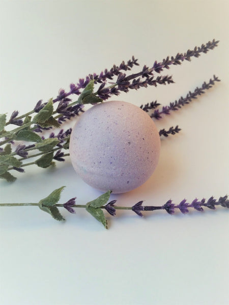 Apollo (Lavender Vanilla Bath Bombs)