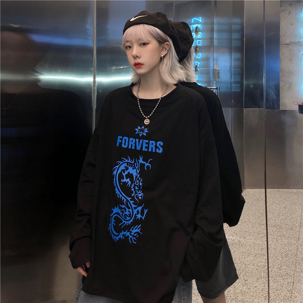 Forevers Fierce Long Sleeve Shirt