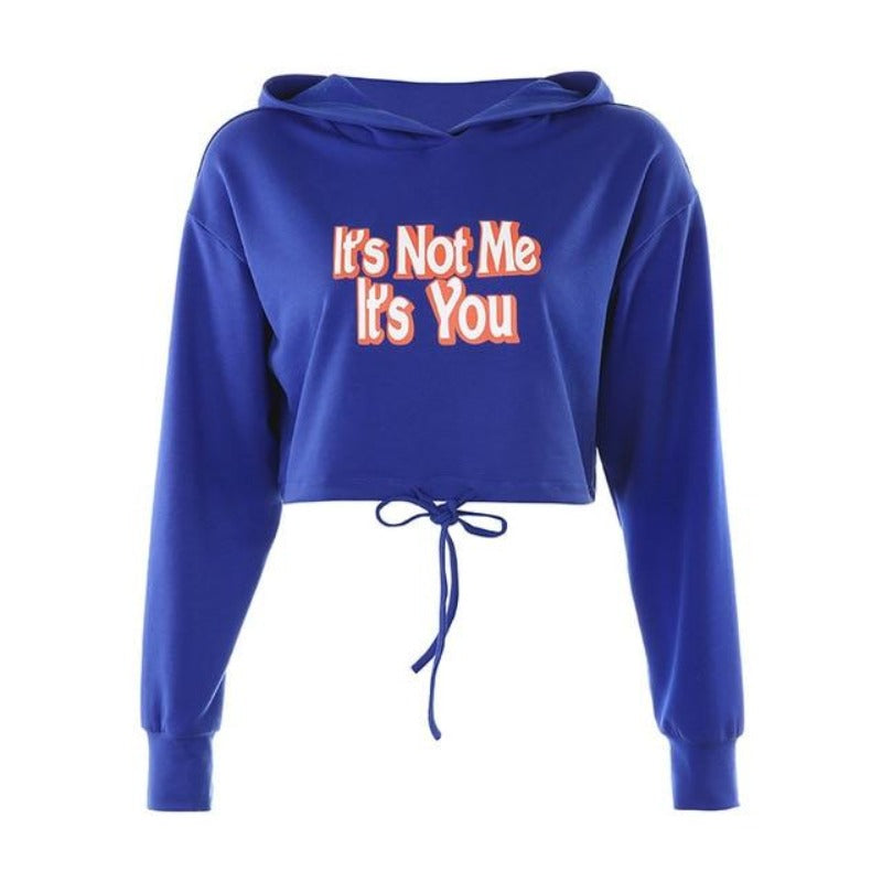 It's Not Me It's You Hoodie