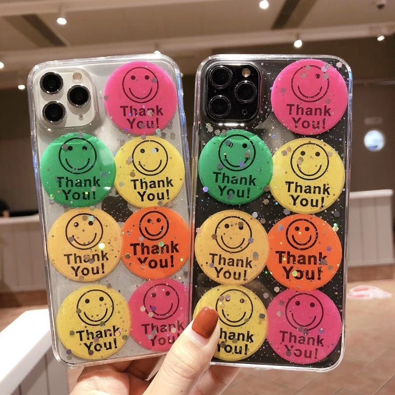 Thank You Come Again iPhone Case