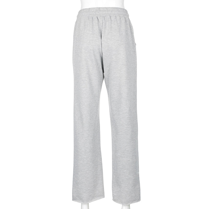 Susanna Cut Out Baggy Sweatpants
