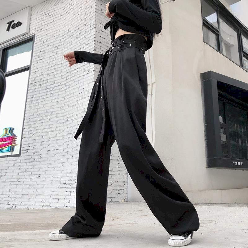 Jean Jacques Pleated Trousers