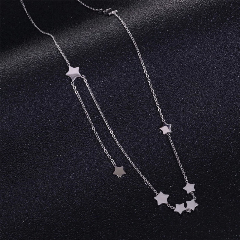 Lucky Stars Necklace