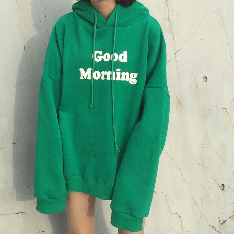 Good Morning Mood Hoodie