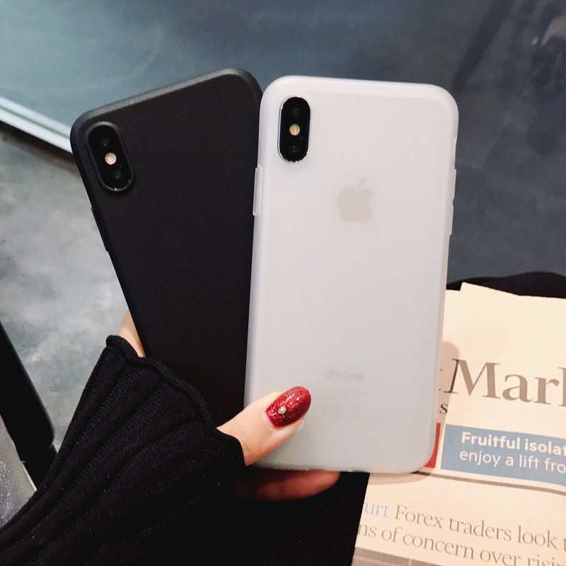 Bonnie Thin Matte iPhone Case