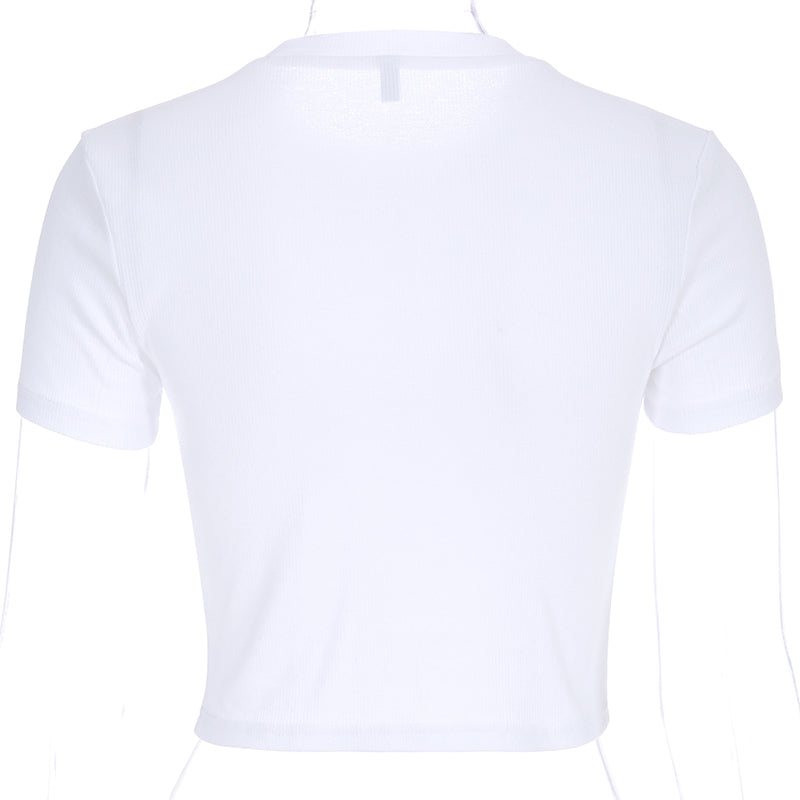 Lilian Crop T Shirt