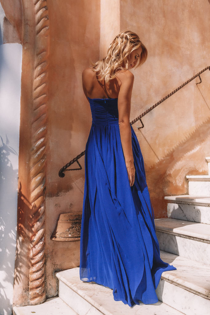 Sonic Maxi Gown