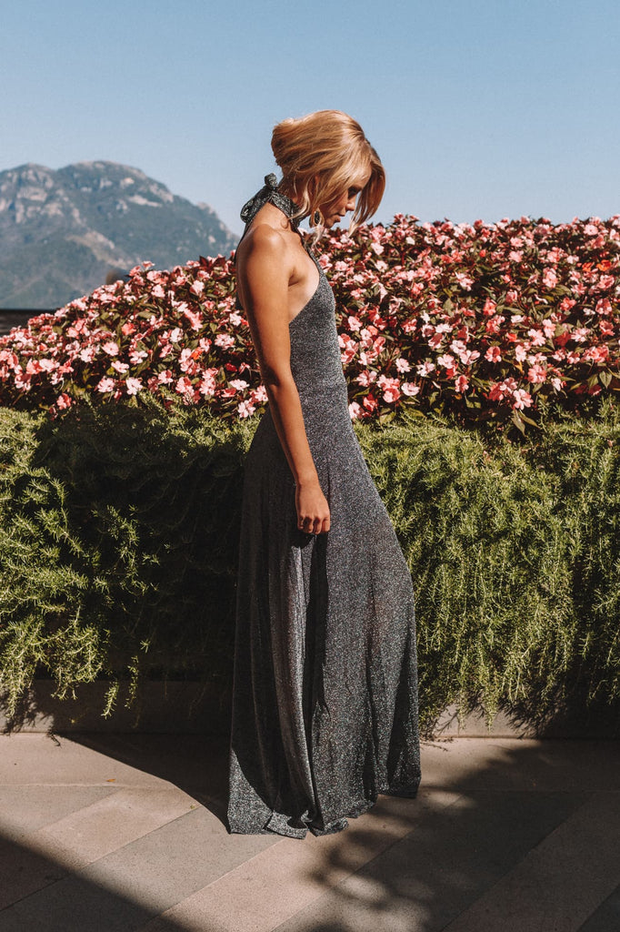 Silver Lining Dress Maxi | PRE-ORDER