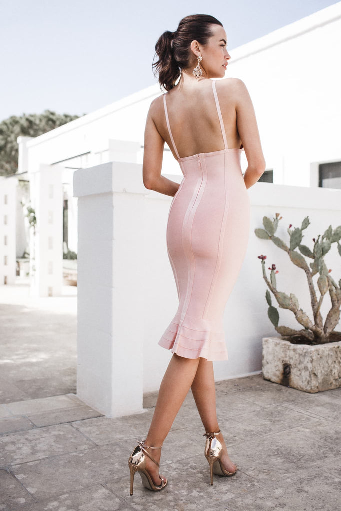 Anita Dress | Blush