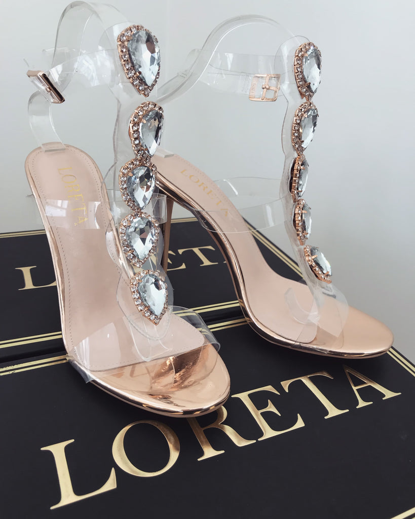 Glasshouse Crystal Shoes