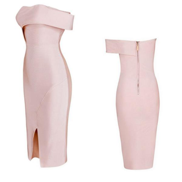 Bliss Dress | Soft Pink