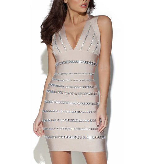 Frosted Rock Dress