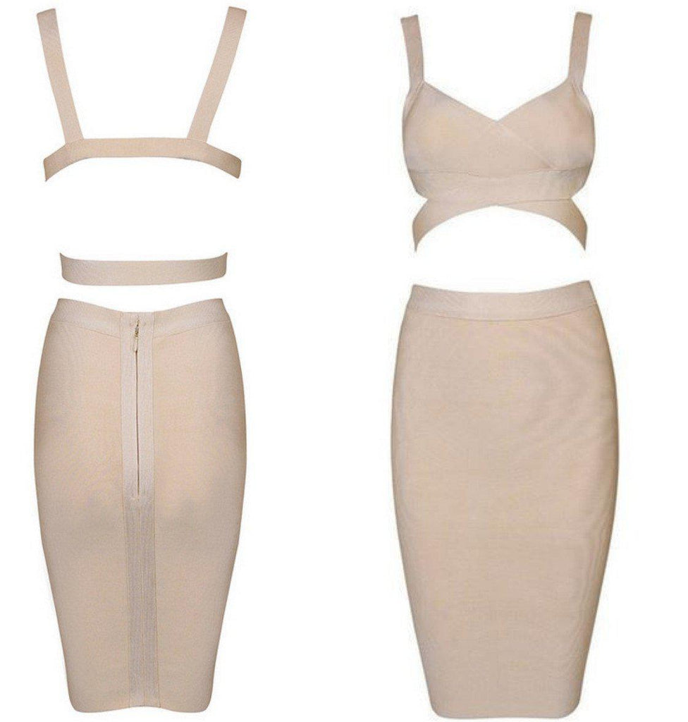 bandage-2-piece set-bodycon-sexy-luxury