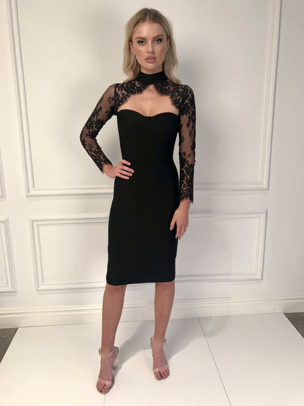 products/loreta_melbourne_womens_black_bandage_lace_dress_cups_push_up_long_sleeve_australia..jpg