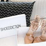 Laura: Nude Stiletto Heels