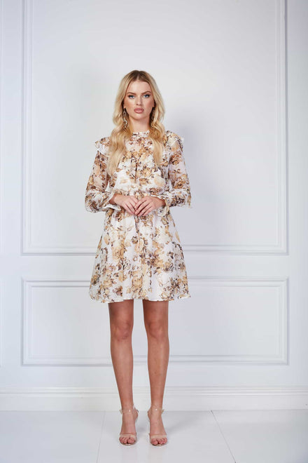 products/womens_ladies_chiffon_dress_with_floral_tiger_gold_white_print_loreta.jpg