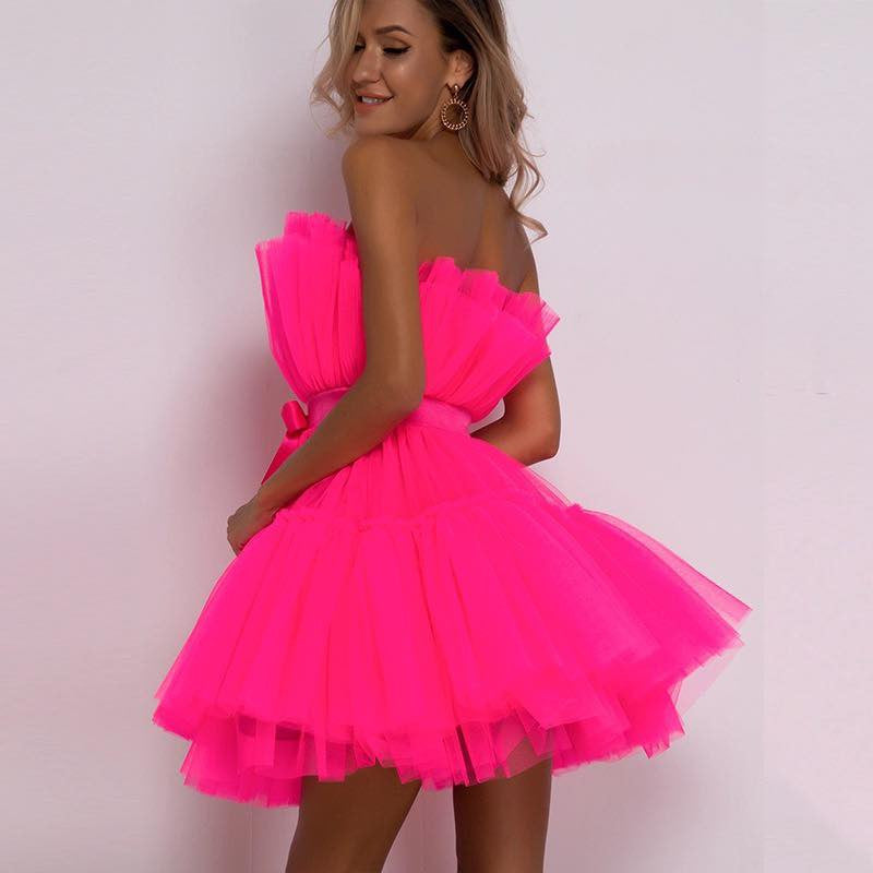 Pink Sugar Dress - PRE-ORDER