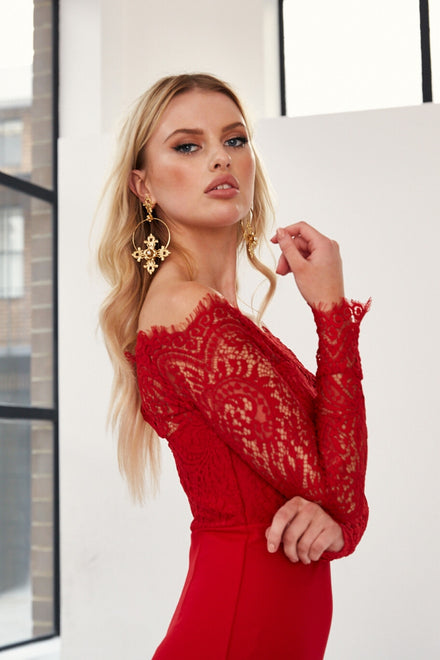 products/womens_red_lace_dress_loreta_luxury_australian_clothing.jpg