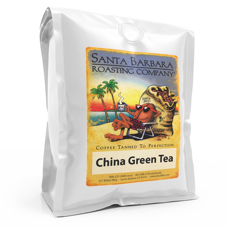 China Green Tea - Tea - Santa Barbara Roasting Company